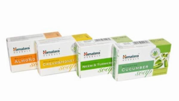 Nowa linia mydeł do rąk Himalaya Herbals