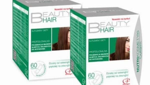 Wyniki konkursu: Beauty HAIR – zadbaj o wewnętrzną strukturę włosów i paznokci