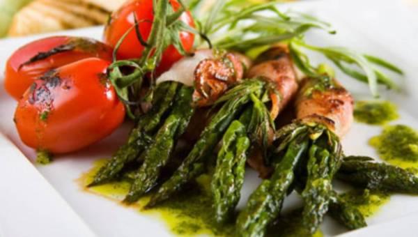 Zielono mi… czyli szybko po szpinak i szparagi!