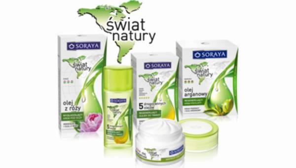 KONKURS: Wykonaj laurkę dla Mamy i wygraj zestaw kosmetyków Soraya z linii ŚWIAT NATURY