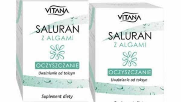 Pozbywamy się toksyn z organizmu – Saluran z algami z linii Vitana