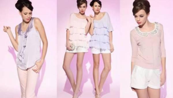 Icy Pastel – najnowsza kolekcja Fashion Collection marki Top Secret