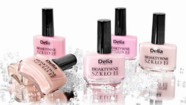 Paznokcie gładkie jak szkło – Bioaktywne szkło do paznokci Delia Cosmetics