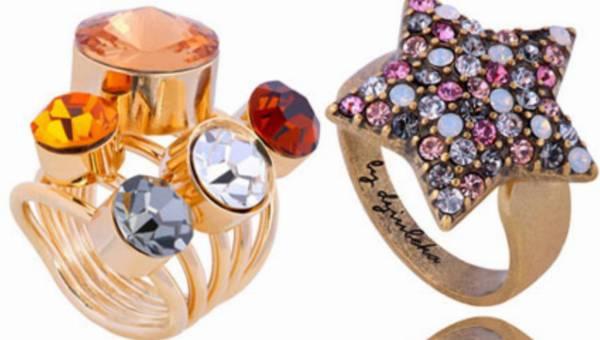 Biżuteria XXL od By Dziubeka