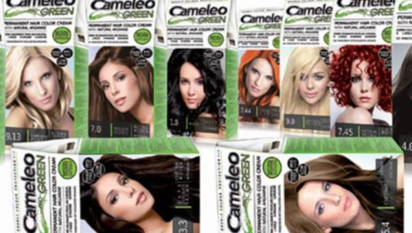 Cameleo PRO-Green – innowacyjna linia koloryzujących kremów do włosów z naturalną argininą