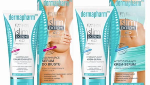 Nowości od marki Eveline Cosmetics: Dermapharm Slim EXTREME 4D