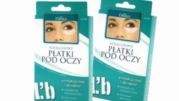 Kolagenowe płatki pod oczy od L'biotica – bez cienia zmęczenia!