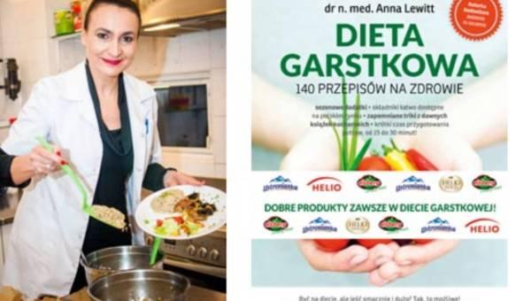 Wyniki konkursu: Dieta Garstkowa. 140 przepisów na zdrowie