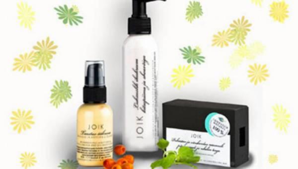 Wyniki konkursu: Poznaj nowe kosmetyki naturalne JOIK