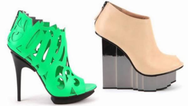 Kosmiczne buty UNresistable Shoes