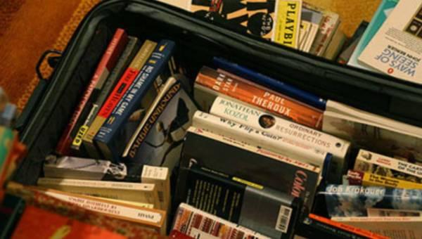 Książki do wakacyjnej walizki