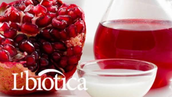 L'biotica: Maska z Owoców Granatu owocna pielęgnacja