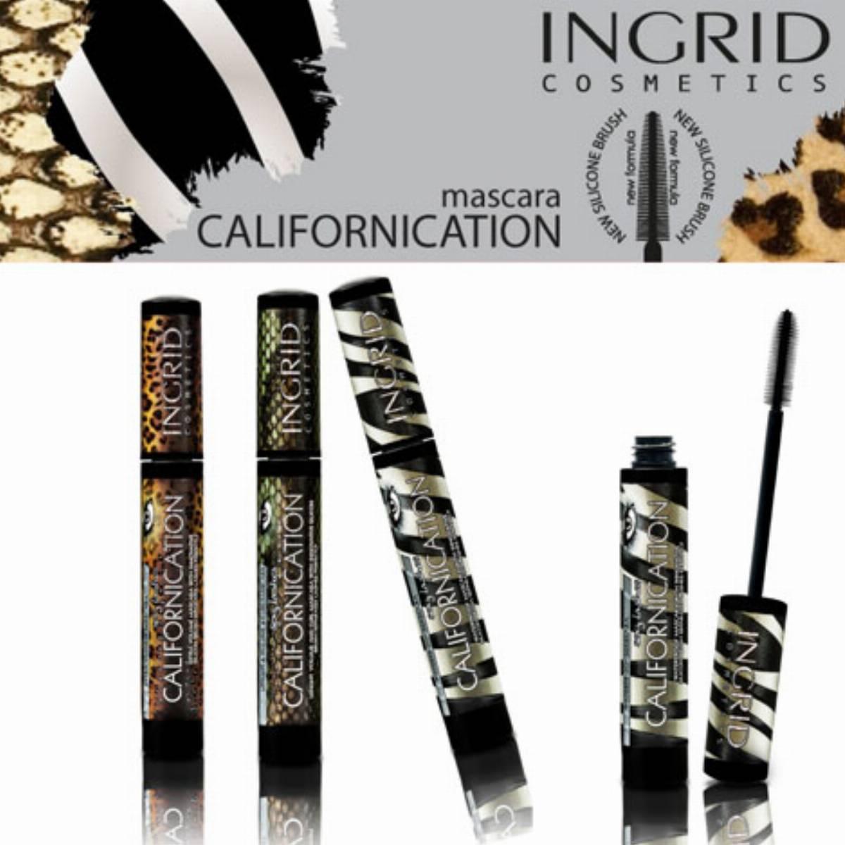 Mascary Ingrid Cosmetics