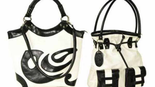 Monochromatyczne torby