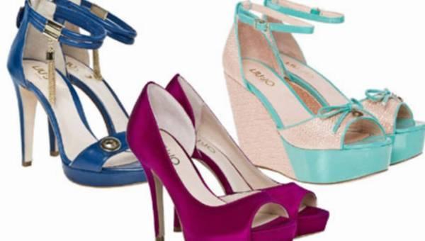 Nowa kolekcja obuwia LIU JO SS 2013 – dla kobiet, które lubią czuć się zauważane i zmysłowe