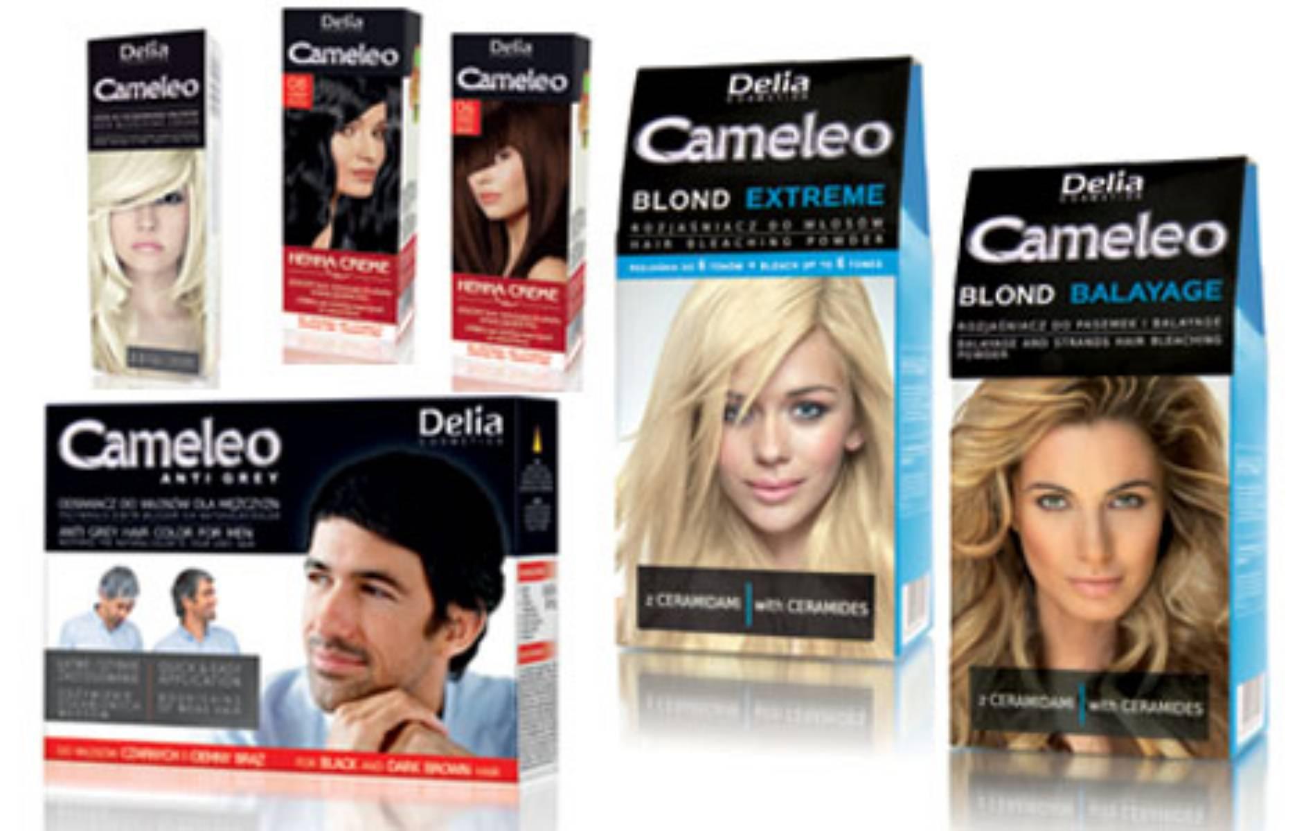 Nowa linia Cameleo Delia Cosmetics