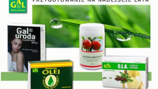 Przygotuj się na nadejście lata z produktami GAL!