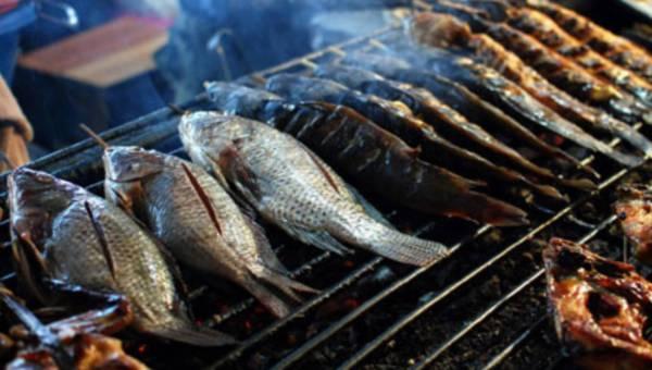 Przepis na: Ryby z grilla – smakowita prostota