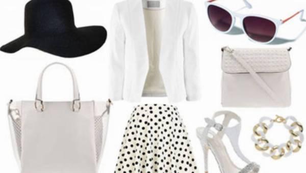 Stylizacje w klimacie modnego Saint Tropez