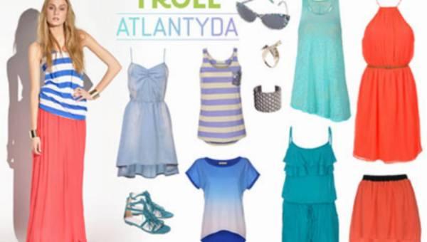 Propozycja marki TROLL na lato 2013 – Atlantyda
