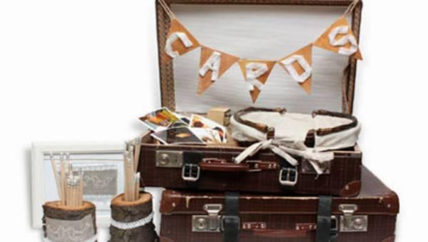 Weselne dekoracje zdradzają sekrety młodej pary