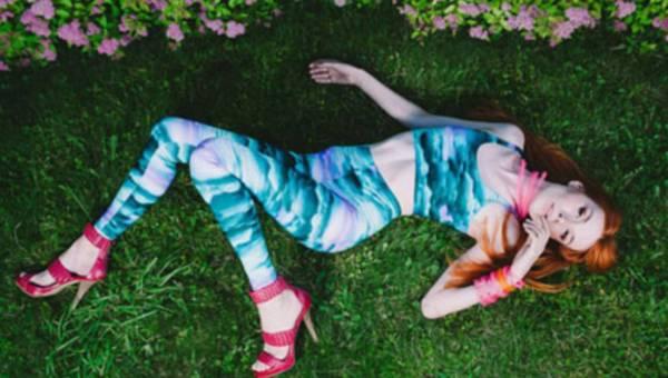 Letnia kampania féminité by Joanna Ecrin