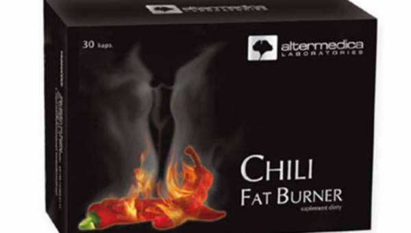 Chili Fat Burner – zagrzewa do odchudzania