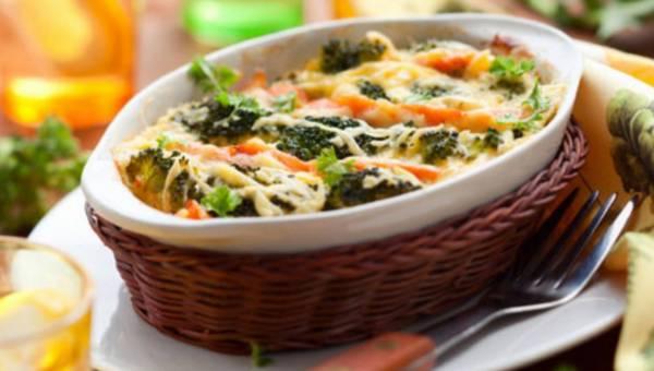 Menu w dobrym kolorze – przepisy na potrawy z zielonymi warzywami