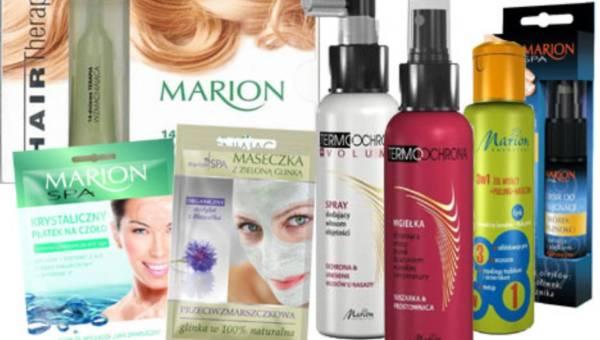 Lśniące, zdrowe włosy i piękna cera z kosmetykami Marion! – prace finałowe