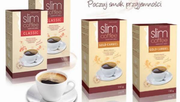 Konkurs: Zadbaj o swoją sylwetkę na lato ze Slim Coffee!