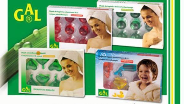Wakacyjna pielęgnacja skóry z produktami firmy GAL
