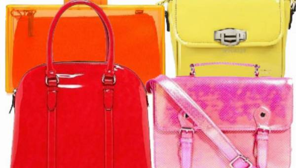 Przegląd najmodniejszych torebek w letnich kolorach!