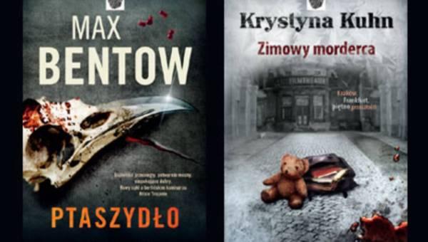 """Seria """"Ślady Zbrodni"""" w interpretacji Anny Dereszowskiej  i Roberta Gonery"""