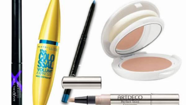 Makijaż wodoodporny – jakie kosmetyki wybrać?