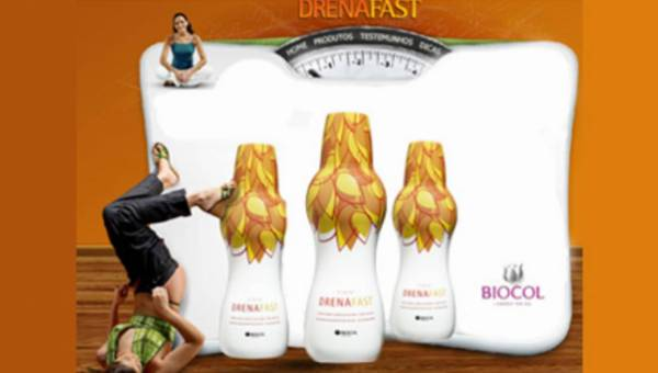 Konkurs: Drenafast – źródło szczupłej i zdrowej sylwetki