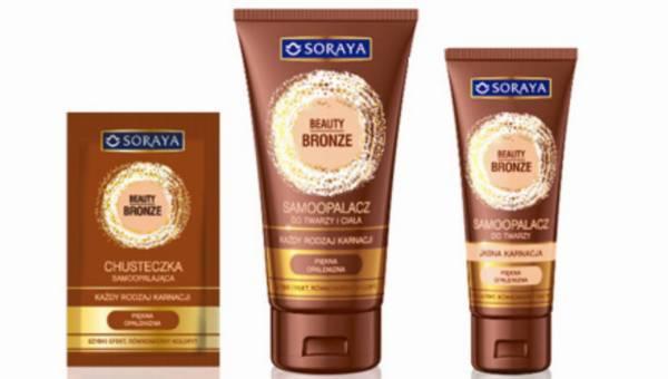 Konkurs: Zdrowa opalenizna z marką Soraya