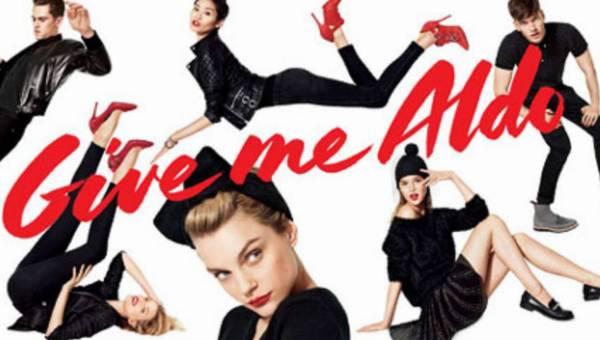 Kampania GIVE ME ALDO na sezon jesień-zima 2013 odsłania nowe, śmiałe oblicze marki!