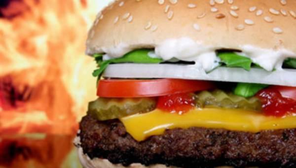 Hamburger w całości wyprodukowany z komórek macierzystych!