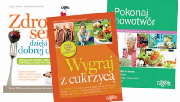 Nowe propozycje Reader's Digest poświęcone zdrowiu