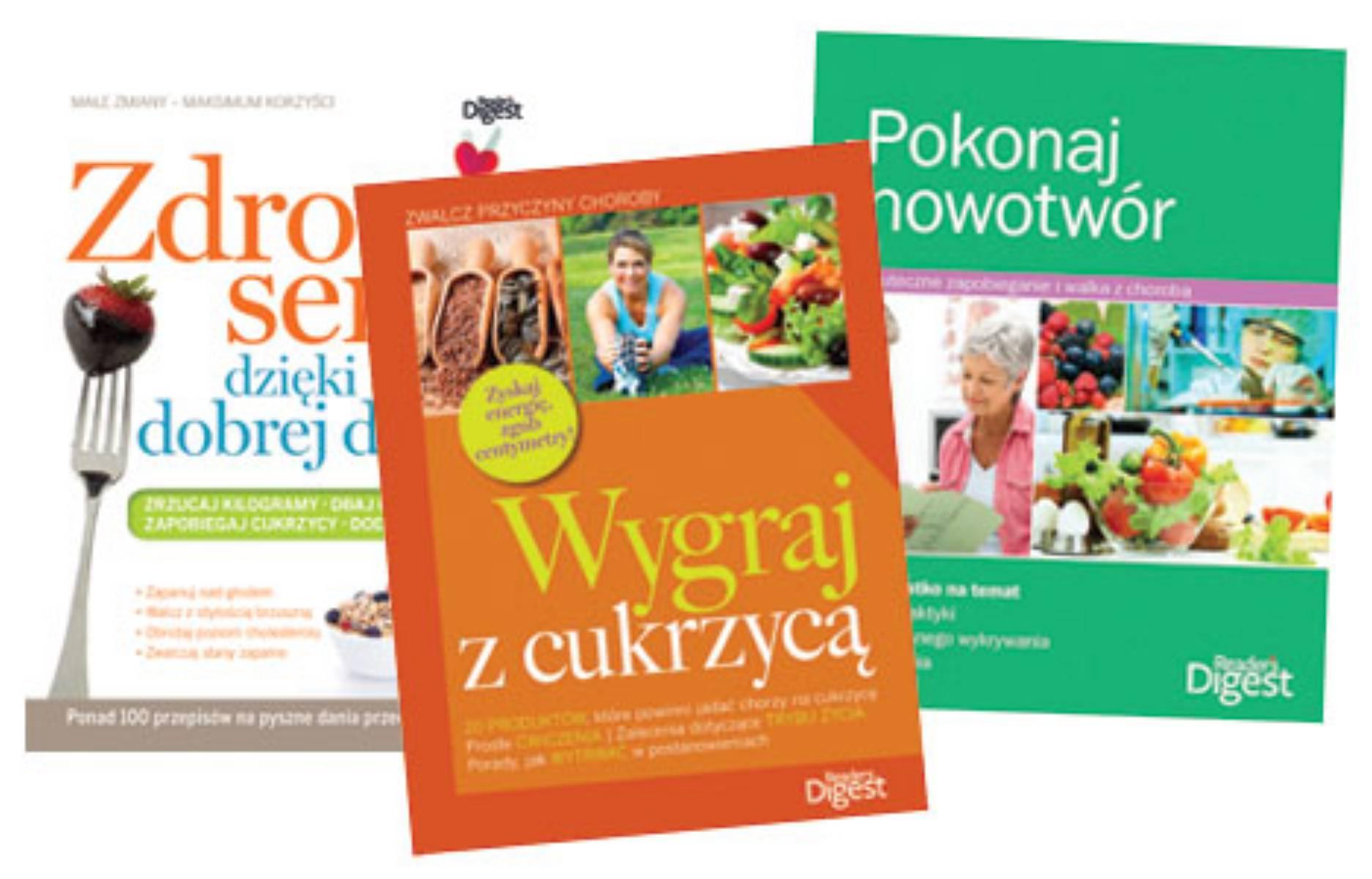 Ksiazki Reader's Digest