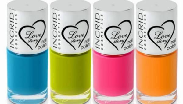 Nowość! Love Story by INGRID – eleganckie lakiery do paznokci