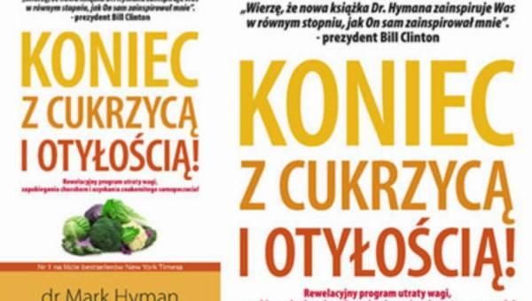 """Konkurs dla uzależnionych od cukru: wygraj książkę """"Koniec z cukrzycą i otyłością"""""""