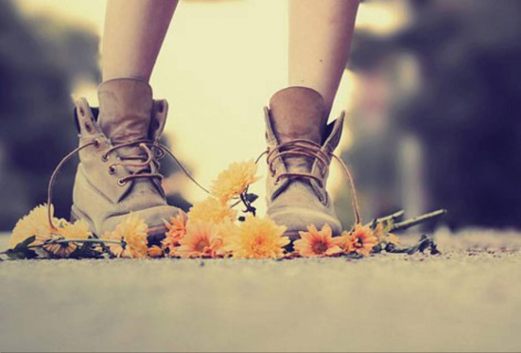 Piekne i zdrowe stopy