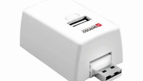 Must have it – ładowarka nie wymagająca prądu