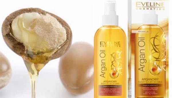 Nowość Eveline Cosmetics – arganowy suchy olejek do ciała!
