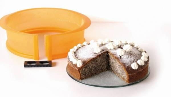 """Konkurs: """"Moje ciasto z owocami lata"""" – zrób zdjęcie i wygraj silikonową tortownicę ze szklanym dnem"""