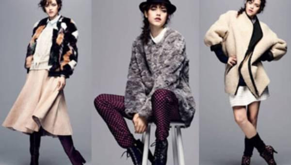 H&M na jesień 2013 – w brytyjskim stylu