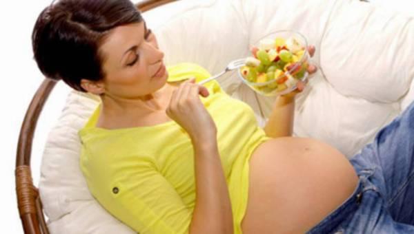 Dieta w okresie ciąży wpływa na późniejsze zachowanie potomstwa