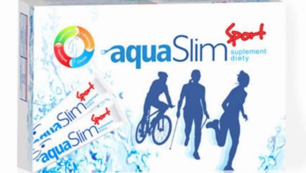 Konkurs: Ułóż slogan reklamowy i wygraj zestaw AquaSlim Sport!