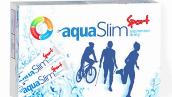 Wyniki konkursu: Ułóż slogan reklamowy i wygraj zestaw AquaSlim Sport!